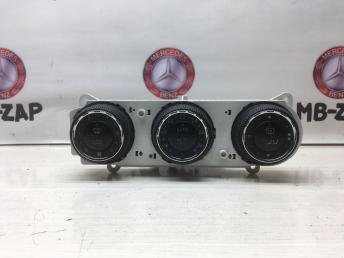 Блок управления климат-контролем Mercedes W163 1638204289