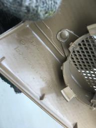Накладка динамика Mercedes W211 2117250194