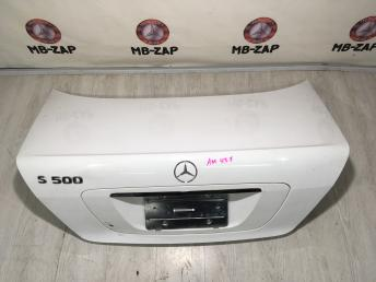 Крышка багажника Mercedes W220 Япония 2207500175