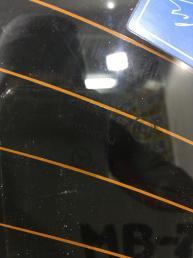 Стекло заднее Mercedes W220 Япония 2206700180
