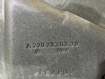 Шумоизоляция двери Mercedes W220 2207271030