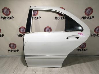 Дверь задняя левая Mercedes W220 Япония 2207300105