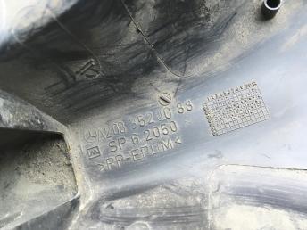 Пыльник лодочки Mercedes W203 2033520088