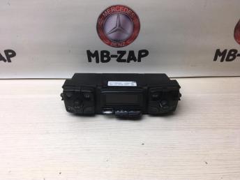 Блок управления климатом Mercedes W220 2208300185