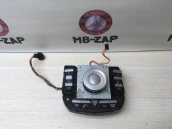 Блок управления мультимедиа Mercedes W221 2218700551