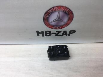 Блок кнопок управления зеркалами Mercedes W220 2208211551