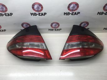 Фонарь задний Mercedes W203 Conversion 2038205264