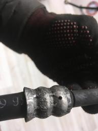 Трубка охлаждения АКПП Mercedes W203 6461801630