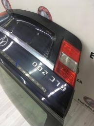 Крышка багажника Mercedes W203 Conversion 2037400705