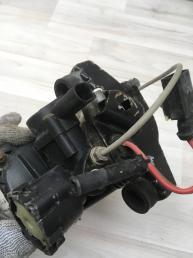 Компрессор пневмоподвески Mercedes W220