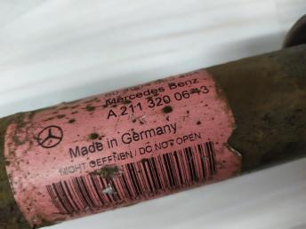 Амортизатор передний Mercedes W211 2113200613