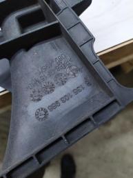 Вентилятор охлаждения основной Mercedes W203 2035001793