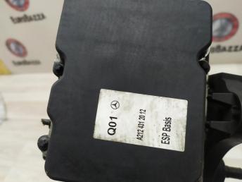 Блок ABS ESP Mercedes W212 2124312012