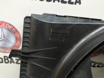 Вентилятор охлаждения радиатора Mercedes W212 2045000293