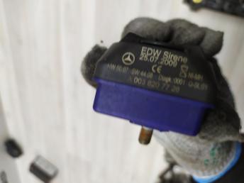 Сирена сигнализации Mercedes W212 0038207726