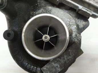 Турбонагнетатель Mercedes Om651 6519060200