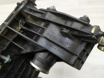 Коллектор впускной Mercedes OM651 6510900037