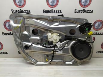 Стеклоподъемник передний левый Mercedes W204 2048200142