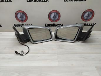 Зеркало наружное Mercedes W204 2128100164