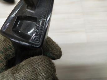 Ручка двери Mercedes W212 2047600270