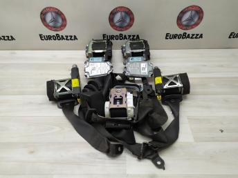 Ремень безопасности Mercedes W212 2128605385