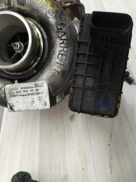 Турбонагнетатель Mercedes W212 6420909580