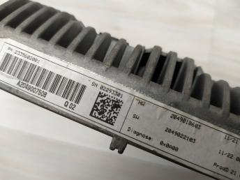 Дисплей информационный Mercedes W204 2049010603