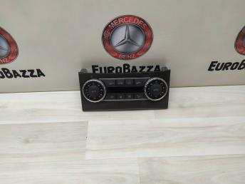 Блок климат контроля Mercedes W218 2049005805