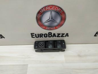 Блок управления стеклоподъемниками Mercedes W204 2049055302