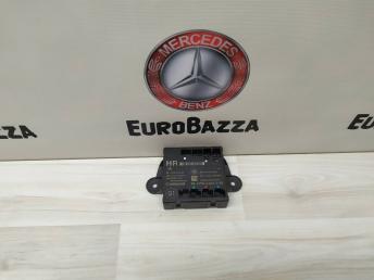 Блок управления дверью Mercedes W204 2129004414