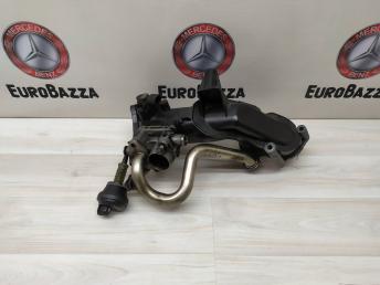 Воздуховод картерных газов Mercedes W212 6420901637