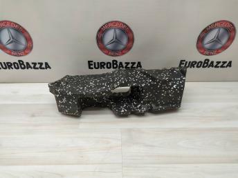 Наполнитель переднего бампера левый Mercedes W219 2198850737