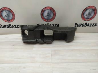 Наполнитель переднего бампера правый Mercedes W219 2198850837