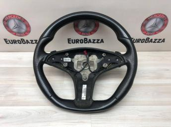 Руль трехспицевый Mercedes W212 2074601203