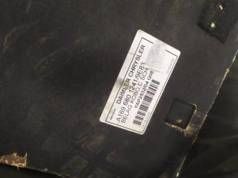 Пол багажного отделения Mercedes W169 1696801241