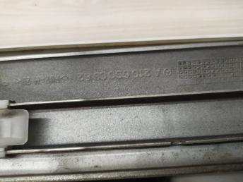 Накладка двери с хромом Mercedes W210 2107350465