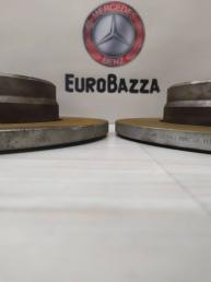 Тормозной диск задний Mercedes W210 2104230512