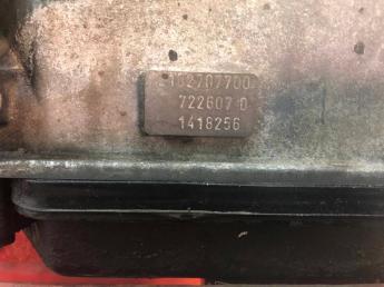 АКПП Mercedes 722.609 2102707700