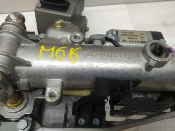 Рулевая колонка Mercedes W210 2104604516
