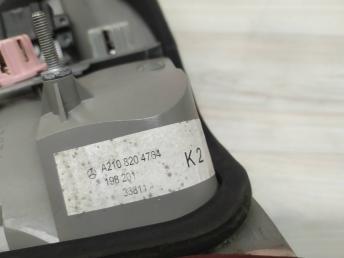 Комплект задних фонарей Mercedes W210 Wagon 2104604516
