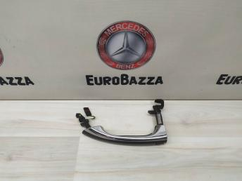 Ручка двери задняя левая Mercedes W211 2117601770