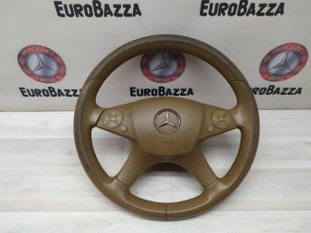Руль Mercedes W204 2044600303