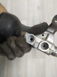 Клапан сброса давления Mercedes W220 2203270231