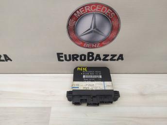 Блок управления передней правой двери Mercedes W208 2088201426