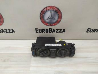 Блок управления отопителем Mercedes W210 2108303185