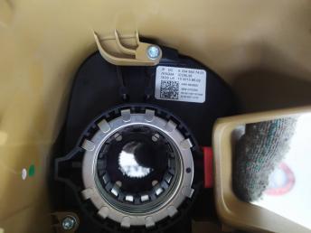 Блок подрулевых переключателей Mercedes W204 2109060200