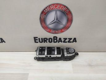 Блок управления стеклоподъемниками Mercedes W221 2218215051