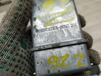 Блокиратор руля Mercedes W204 2045458132