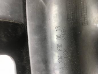 Жабо Mercedes W204 A2048300013