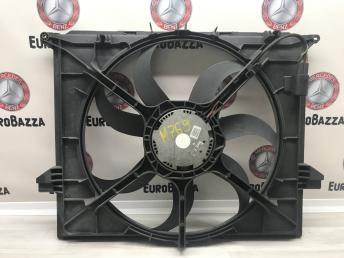 Вентилятор охлаждения Mercedes W251  A1645000593
